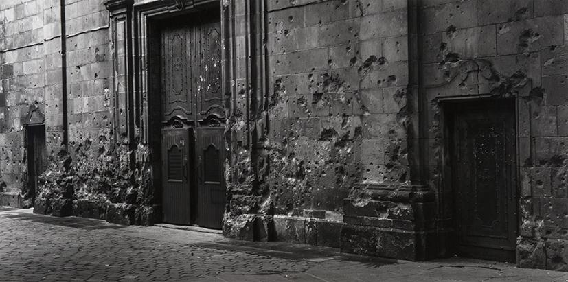 Sant Felip Neri, Barcelona. por Humberto Rivas