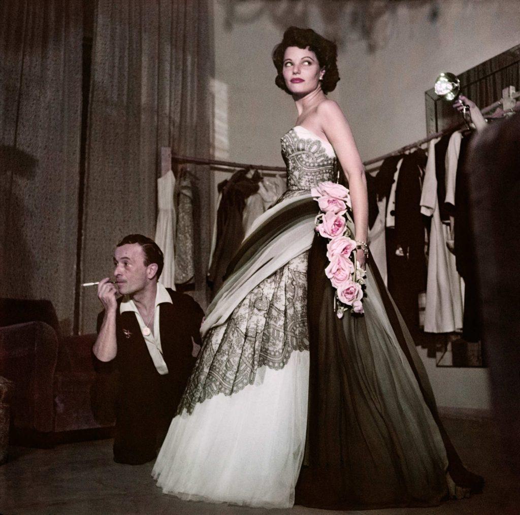 Robert Capa fotografia a Ava Gardner