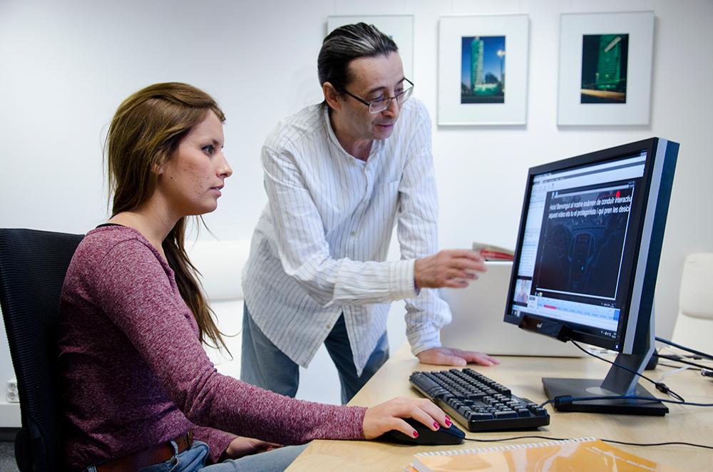 «Se tiende a unificar los términos de diseño UX y diseño UI como si fuera lo mismo, pero es importante diferenciarlos», Juan José Fabregas Ruesgas