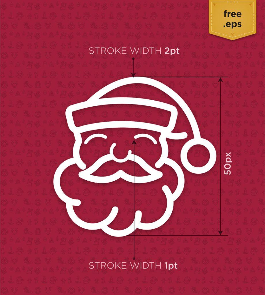 Los 200 mejores iconos navideños que podrás utilizar gratis estas navidades - Zarko Cvijovic