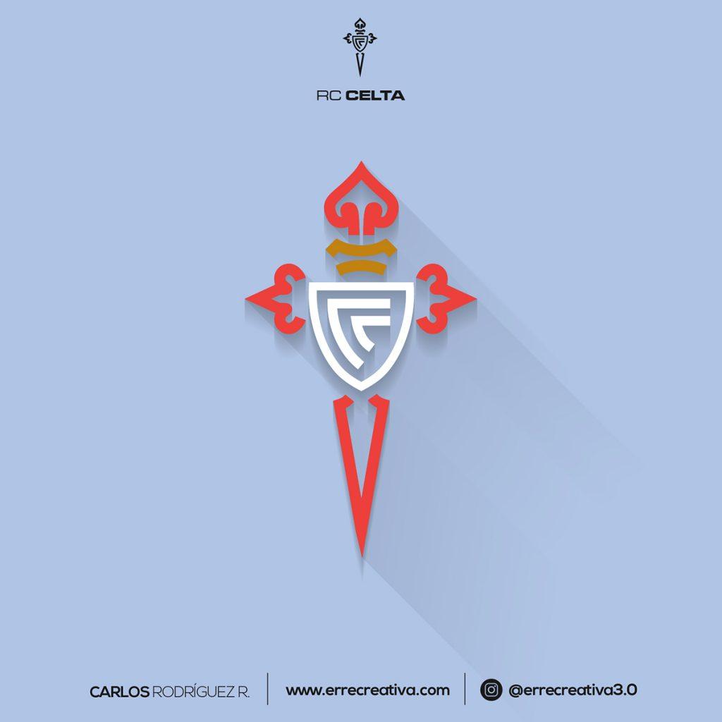¿Qué pasaría si los escudos de La Liga se diseñaran en flat design? - 16