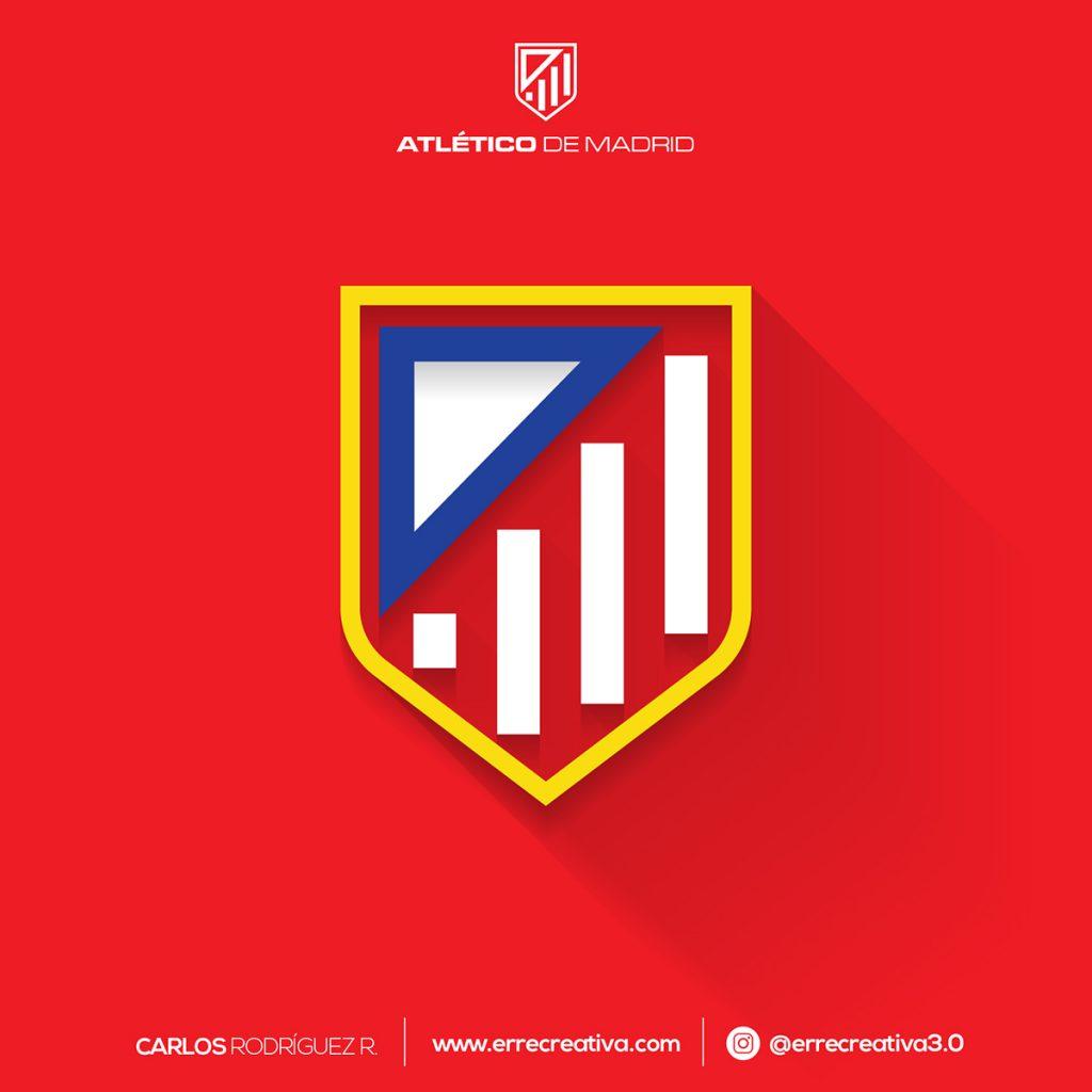 escudos de La Liga se diseñaran en flat design? - 19