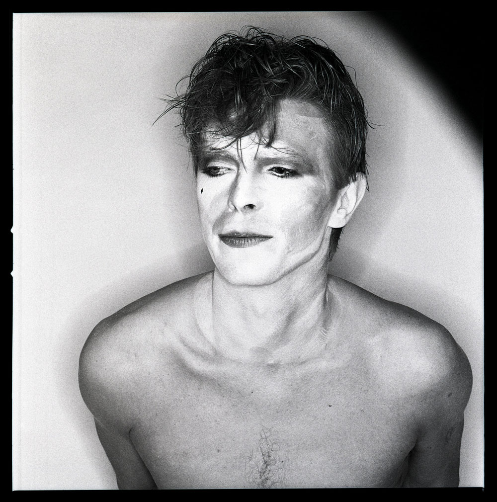 David Bowie capturado por Brian Duffy