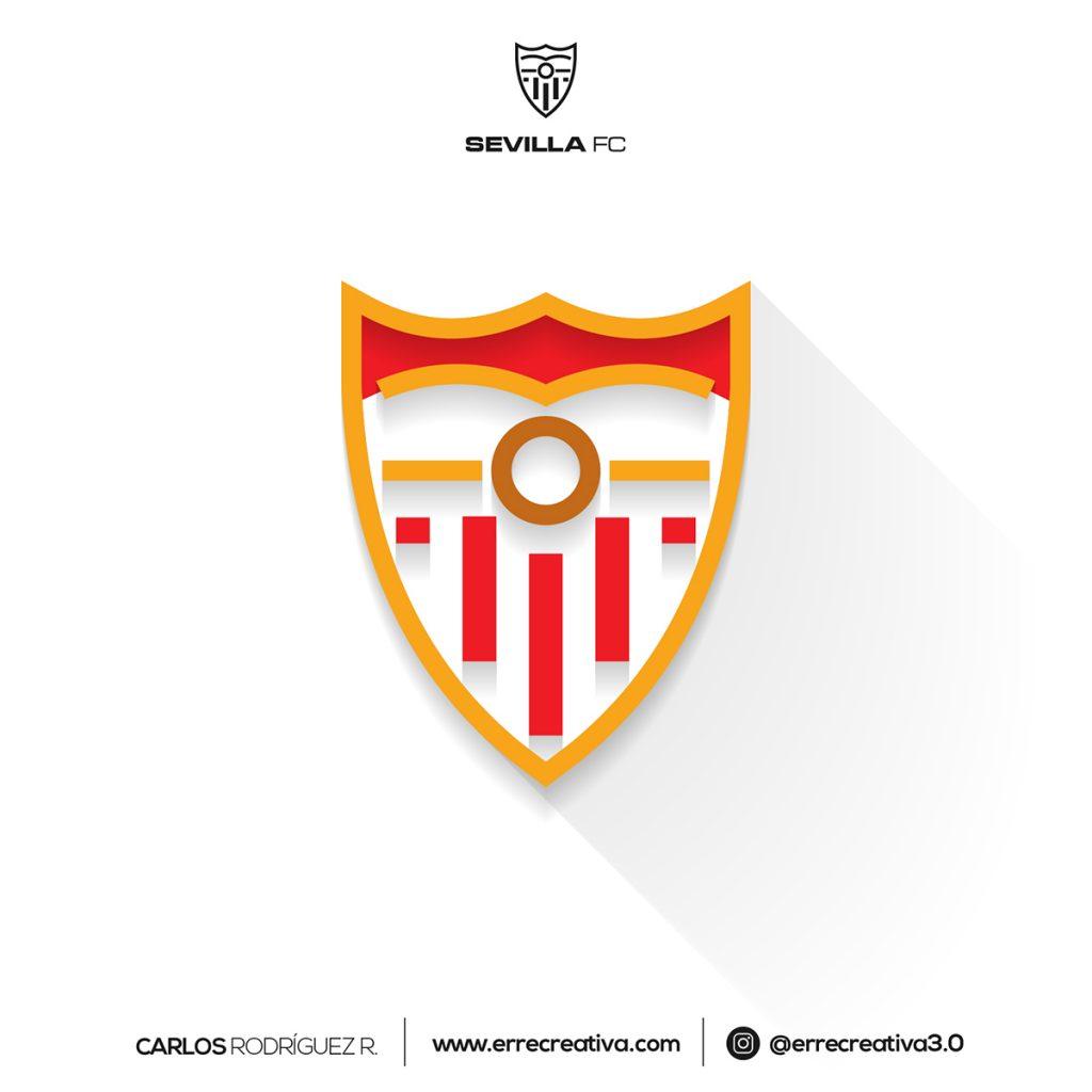 ¿Qué pasaría si los escudos de La Liga se diseñaran en flat design? - 5