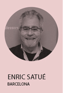 Enric Satué perfil