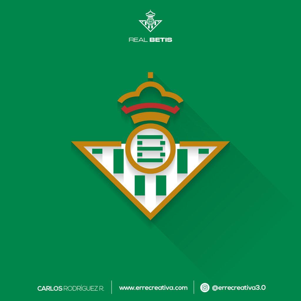 escudos de La Liga se diseñaran en flat design? - 17