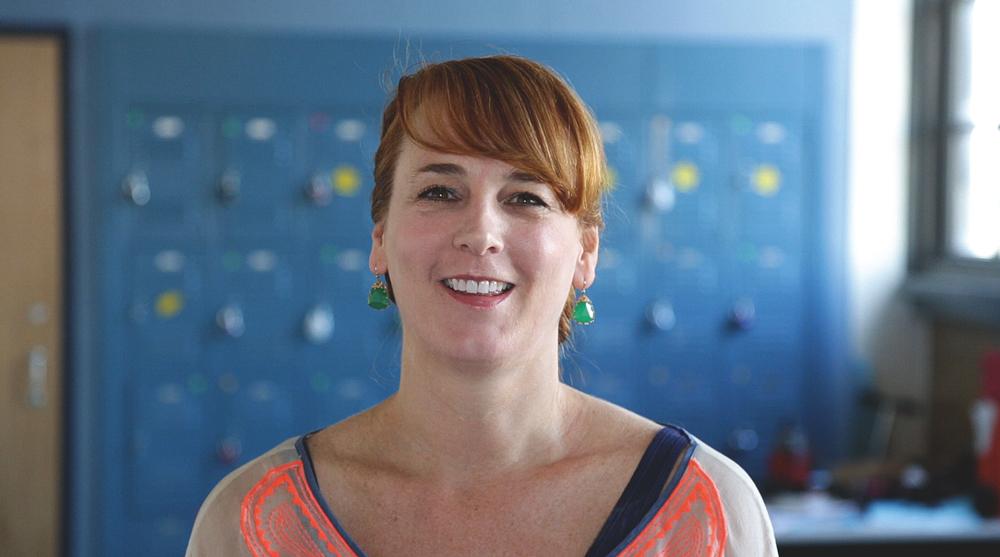 «Se puede aprender jugando», Katie Salen