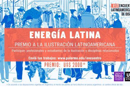 Abierta la convocatoria del Premio a la Ilustración Latinoamericana 'Energía Latina'