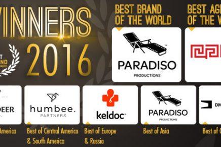 Los mejores logos del 2016 según Best Brand Awards