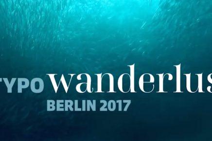 TYPO Berlin 2017 regresa con nuevo formato y grandes ponentes
