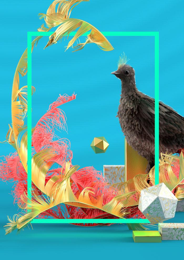 Fito Conesa, Lyrebird. Generación 2017