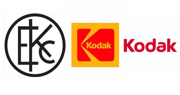 ¿Quién diseñó el logo de Kodak?