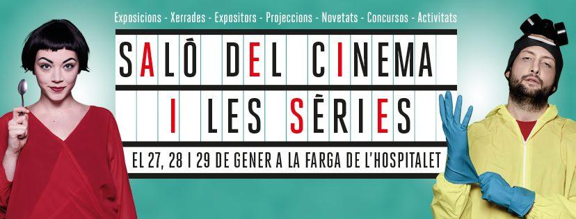 Salón del Cine y las Series de Barcelona 2017