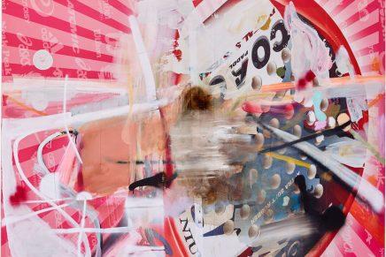 Albert Oehlen luce su libertad artística en el Guggenheim de Bilbao