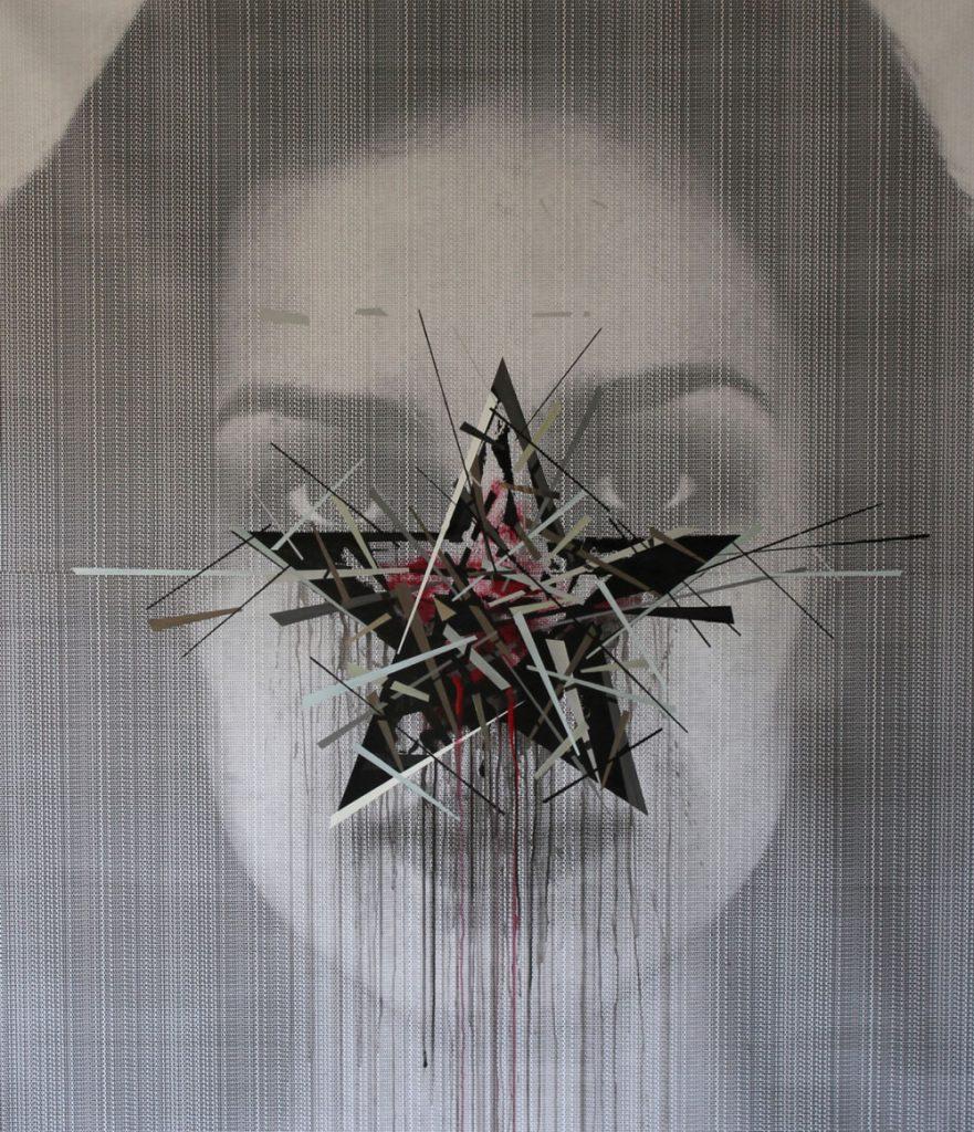 Andreas Von Gehr en la exposición 'Ausencias'