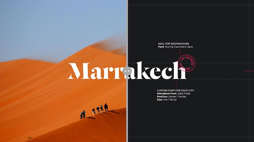 Civitatis Rebranding Erretres - Marrakech1