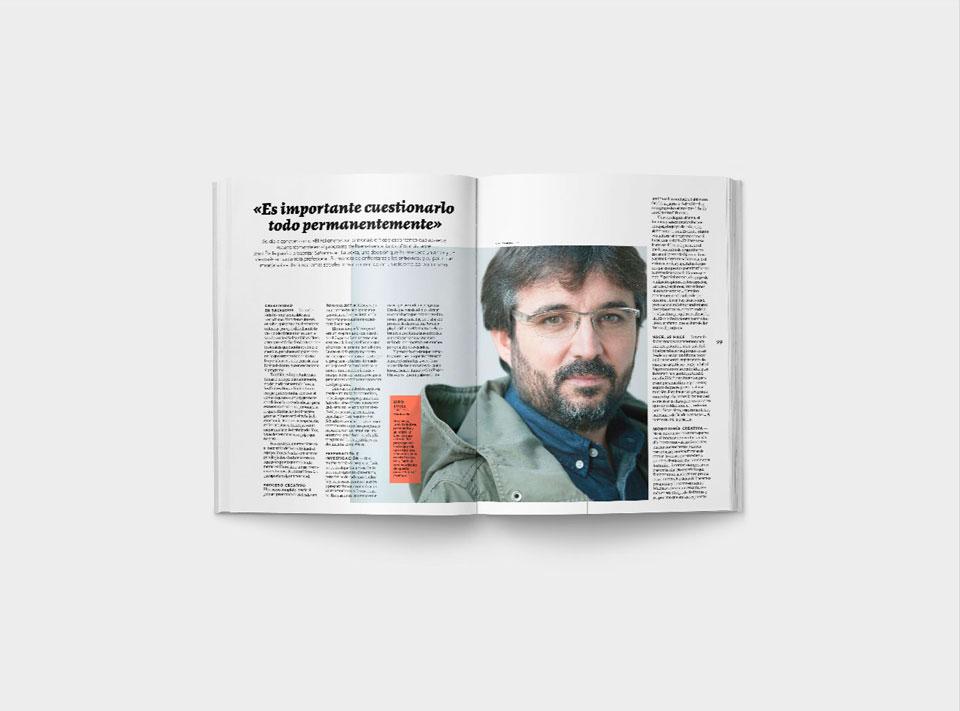 Creatividad Número Gràffica 4 - Entrevista Jordi Évole1