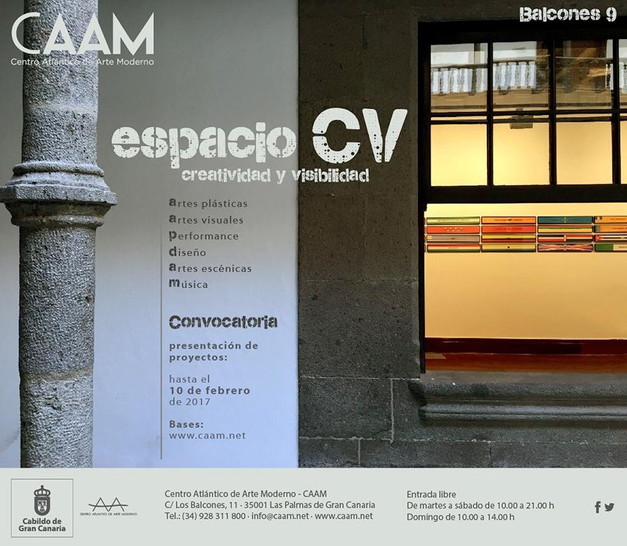 Espacio CV del CAAM