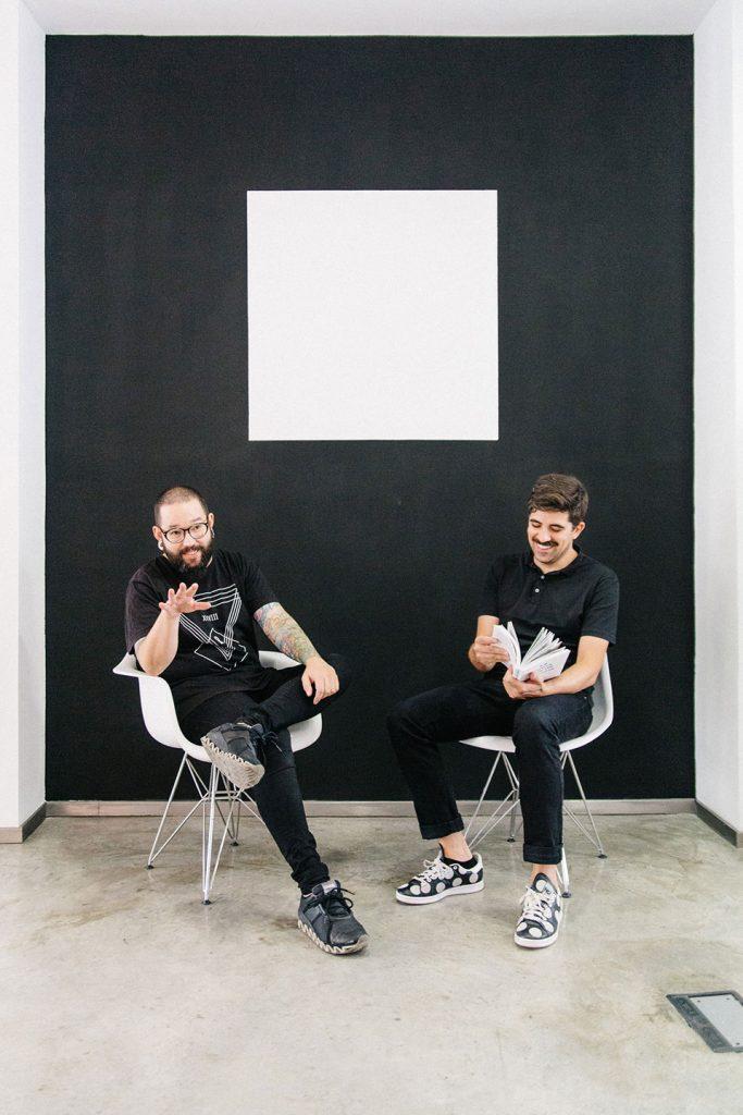 Espai Tactel - Entrevista Creatividad Ismael Chappaz