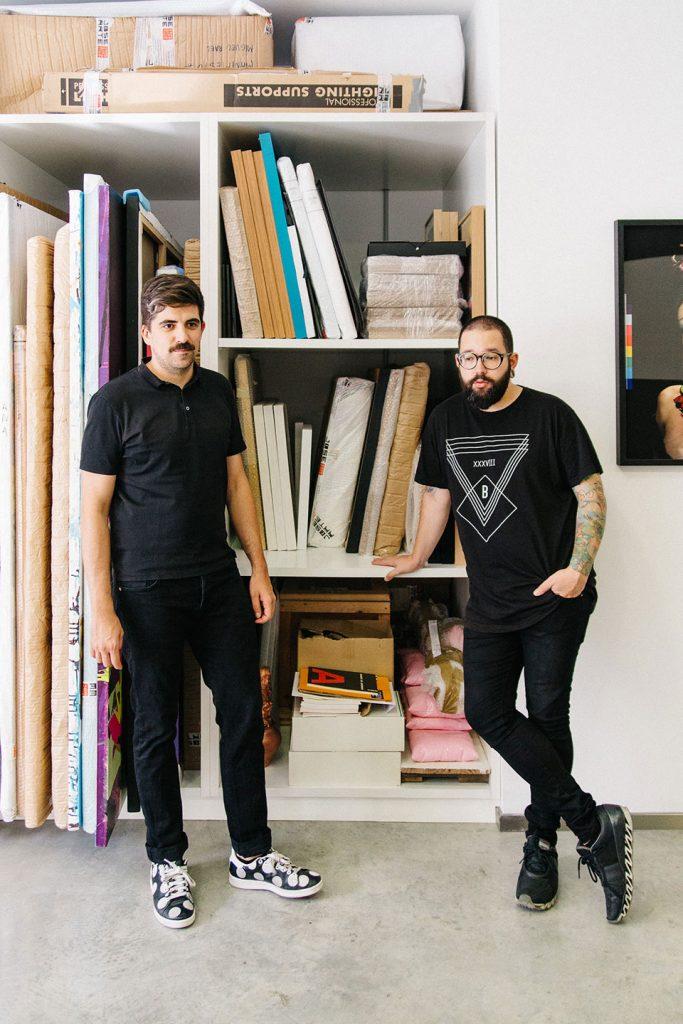 Espai Tactel - Entrevista Creatividad Ismael Chappaz Galería1