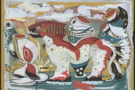 El Art Brut de Eugen Gabritschevsky, por fin reconocido en Lausana