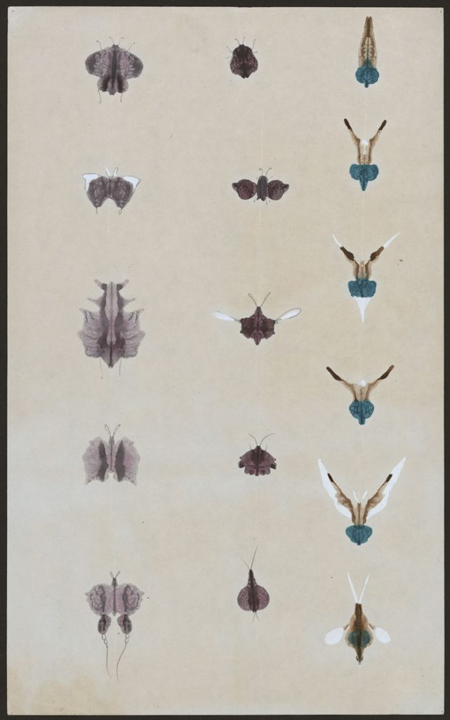 Eugen Gabritschevsky en la Collection d'Art Brut