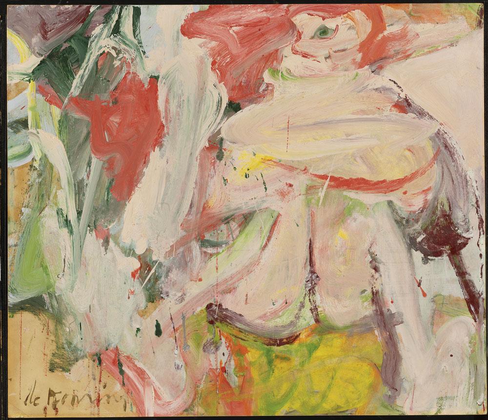 Willem De Kooning y el Expresionismo Abstracto