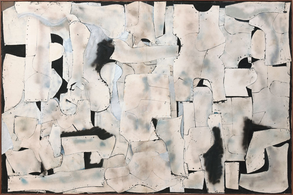 Conrad Marca Relli y el Expresionismo Abstracto