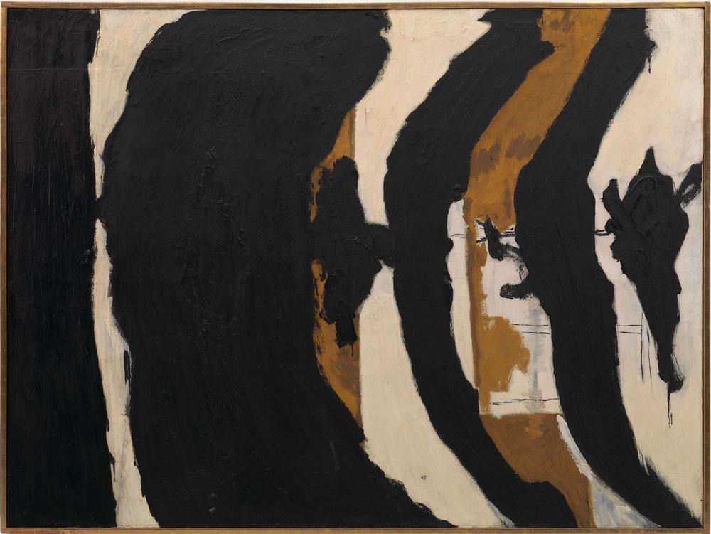 Robert Motherwell y el Expresionismo Abstracto