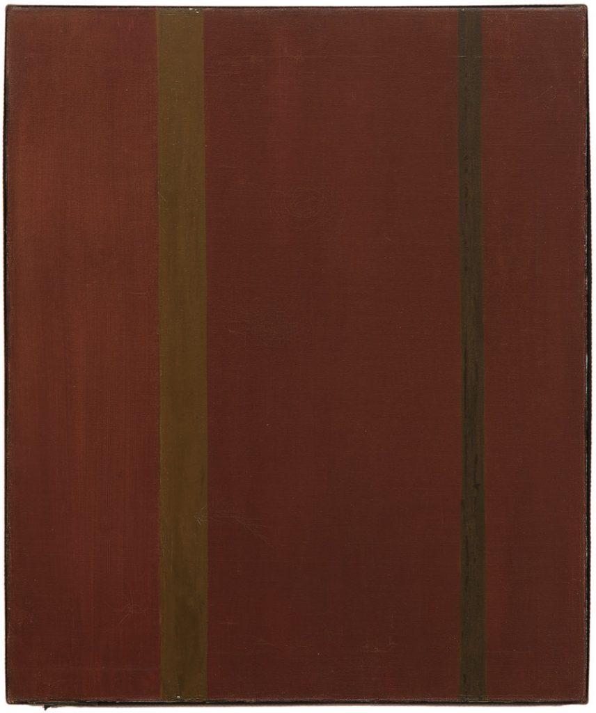 Expresionismo abstracto de Barnett Newman