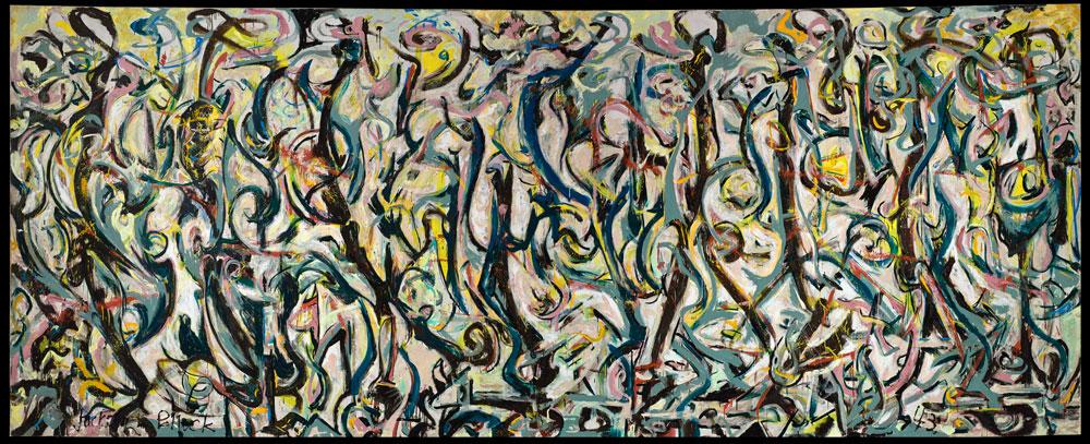 Expresionismo abstracto de Jackson Pollock