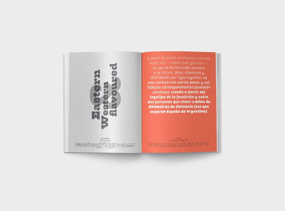 Galeria Tipos - Número 4 Gràffica Creatividad1