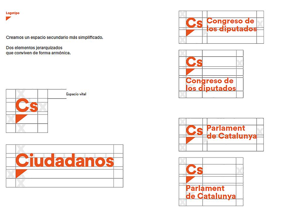 nuevo logo Ciudadanos
