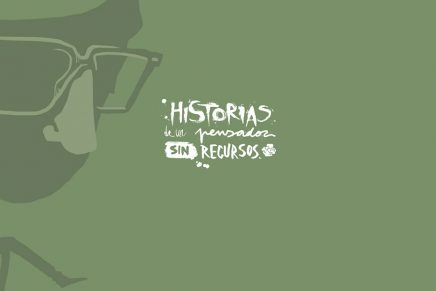 'Historias de un pensador sin recursos': un autor, 11 ilustradores