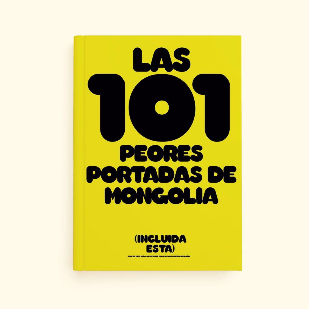 Las 101 peores portadas de mongolia - 1
