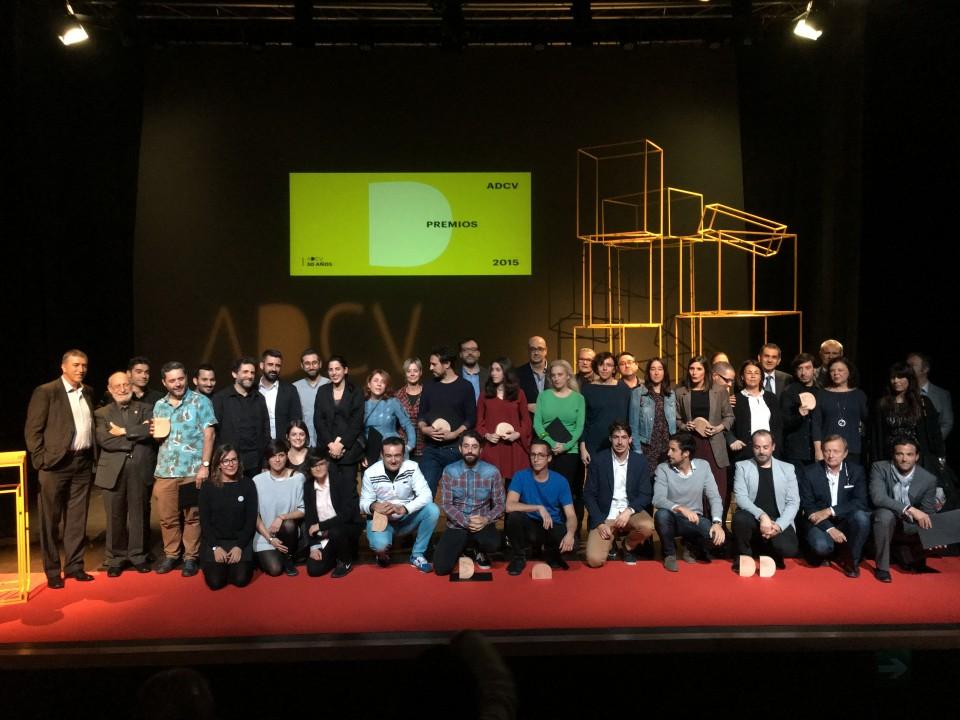 Los Premios ADCV 2017 abren el plazo de inscripciones