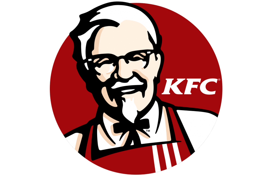 Kentucky Fried Chicken - 10 logos famosos