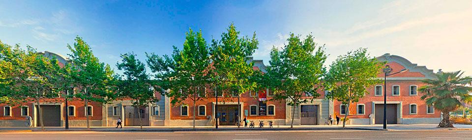 Las Naves - Edificio1 Asociaciones de diseñadores