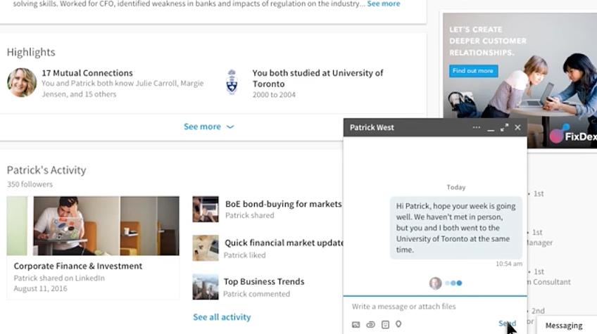 LinkedIn rediseña su interfaz y el resultado se parece mucho a Facebook - 2