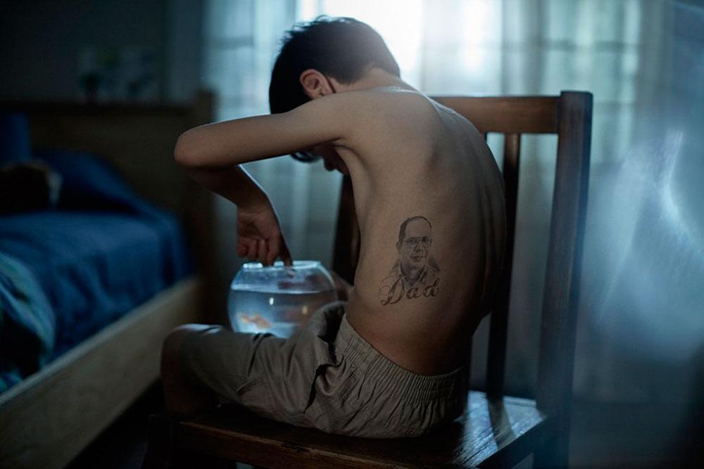 Premios LUX 2016, 'Marcas permanentes. Abuso infantil' de Pep Ávila
