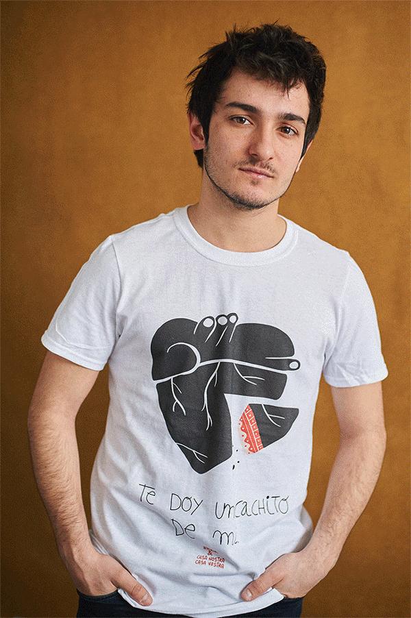 Diseño de Amaya Arrazola, una de las ilustradoras solidarias