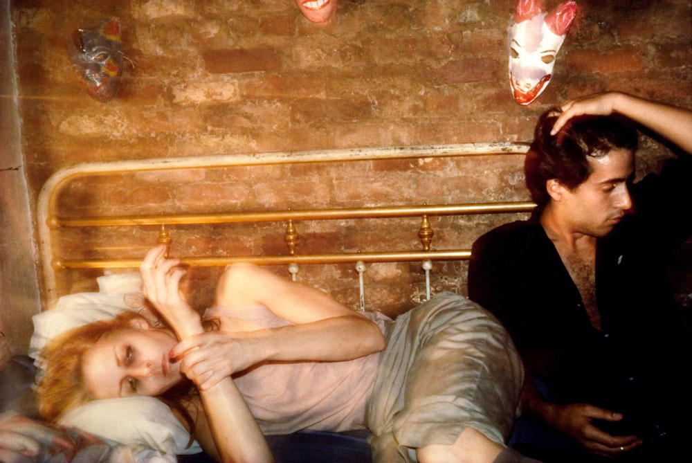 Nan Goldin, La balada de la dependencia sexual