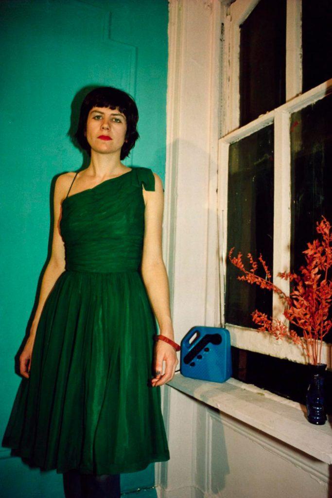 Nan Goldin, La balada de la dependencia sexual