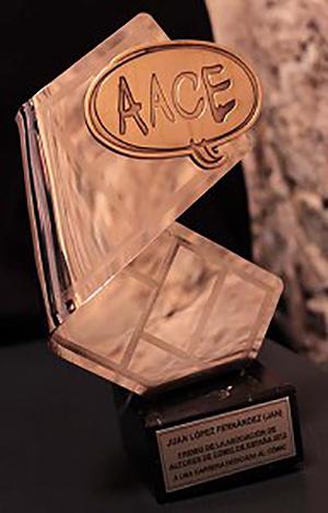 Ganadores de los Premios AACE 2017