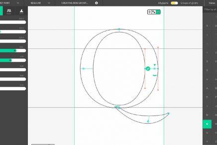 La nueva versión de Prototypo permitirá una mayor personalización de las tipografías