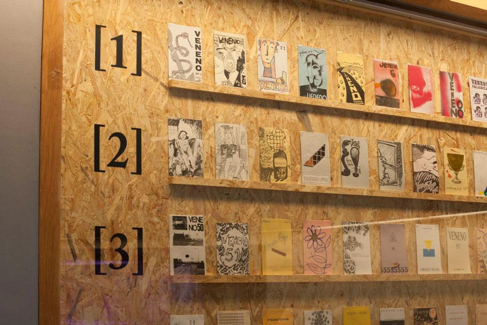 La Revista Veneno se expone en el MUSAC