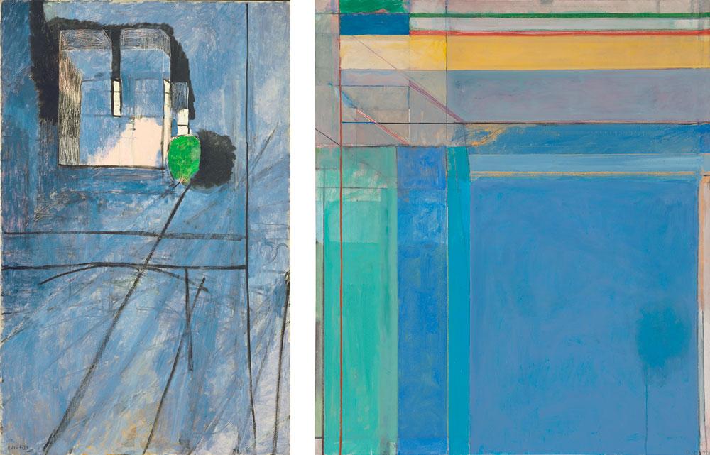 Exposición sobre la inspiración de Richard Diebenkorn por Matisse