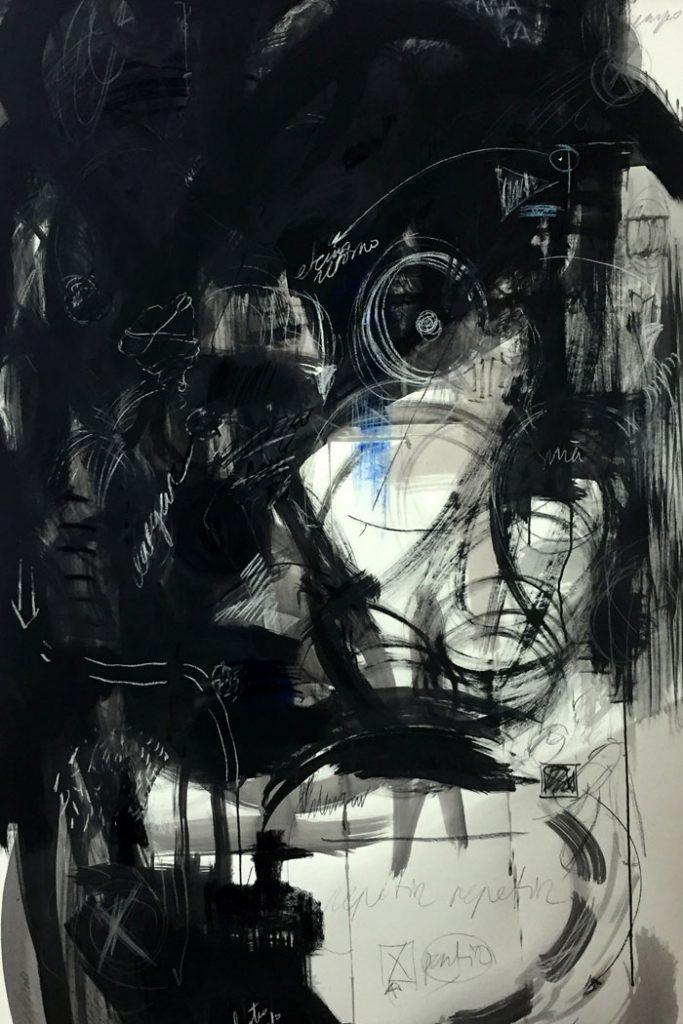 My canvas is the dance floor de Rosana Antolí