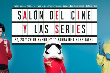 Salón del Cine y de las Series de Barelona 2017, un encuentro para los amantes de la gran y pequeña pantalla