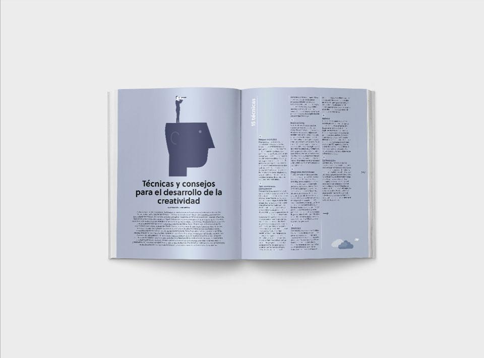 Creatividad Revista Gràffica 4 - Técnicas1